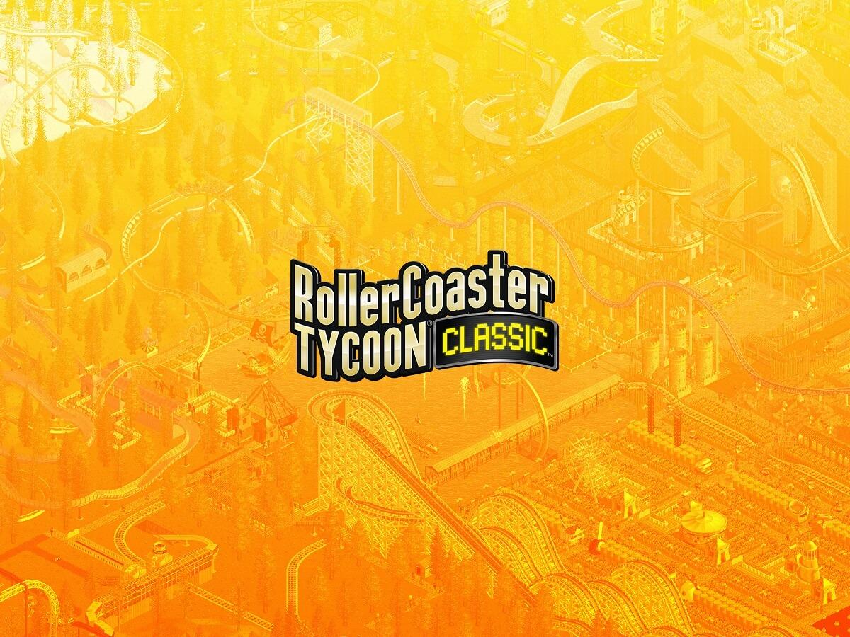 Rollercoaster Tycoon Classic steht für iOS und Android zur Verfügung - 95 Szenarien aus Rollercoaster Tycoon 1 und 2 sind enthalten