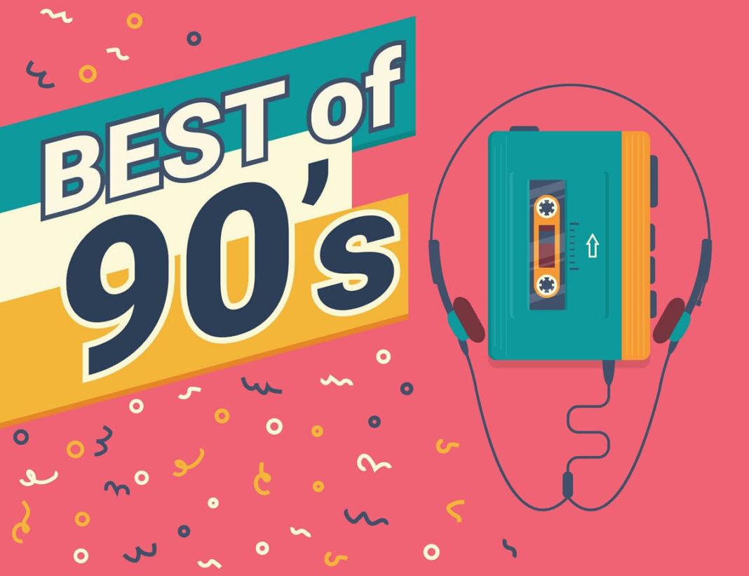 Charts 90er - Diese Hits liefen rauf und runter