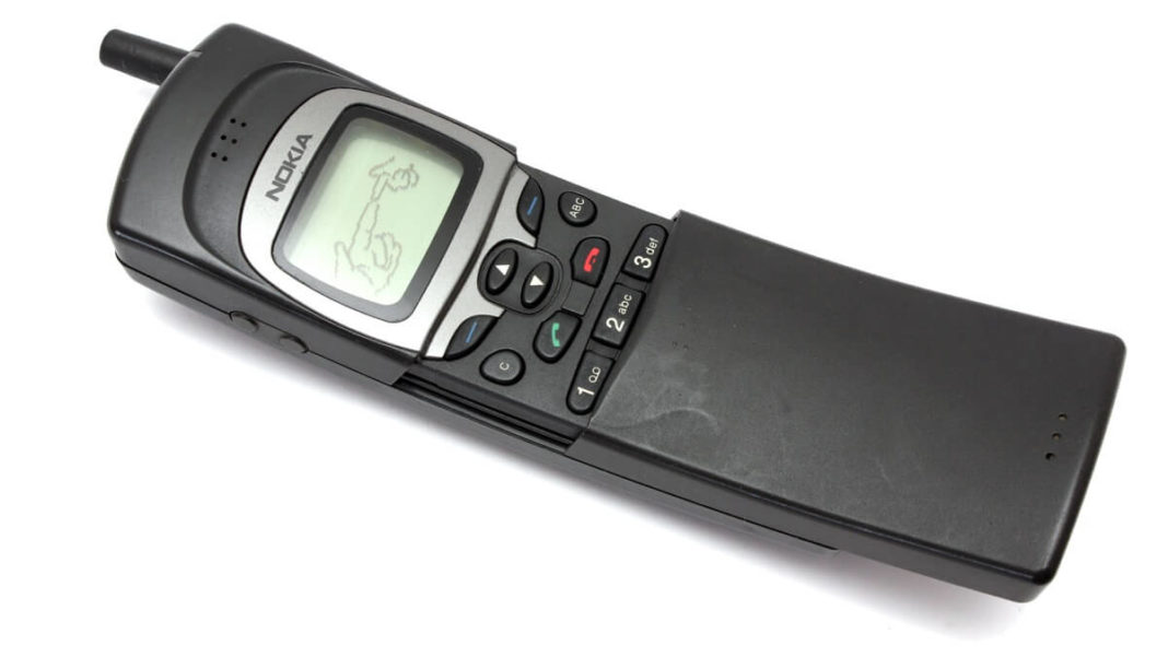Nokia 8110 - das Retro Handy aus dem Matrix Film