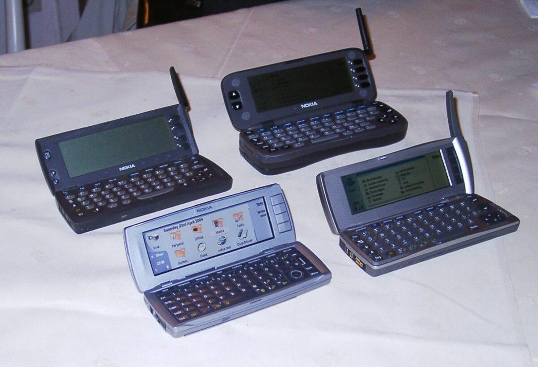 Nokia Communicator Serie - Nokia 9000, Nokia 9110, Nokia 9210, Nokia 9500