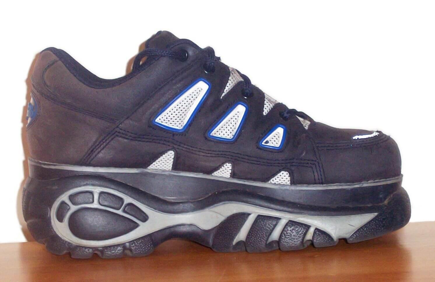 Buffalo Schuhe DER Renner in den 90er Jahren |