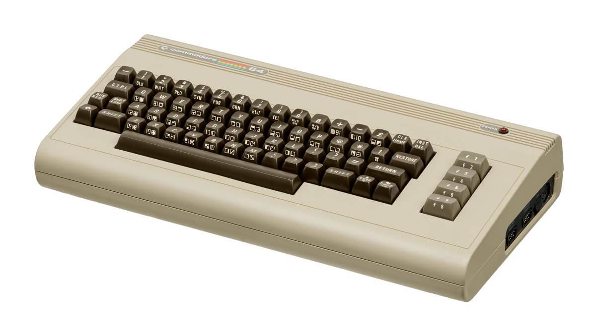 Commodore 64 - Der meistverkaufte Computer aller Zeiten