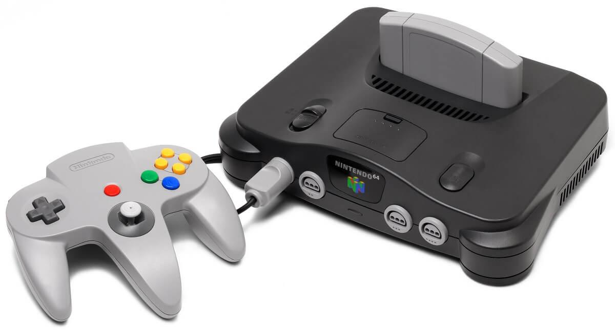 Nintendo 64 (N64) - der Multiplayer-Hit aus den 90ern