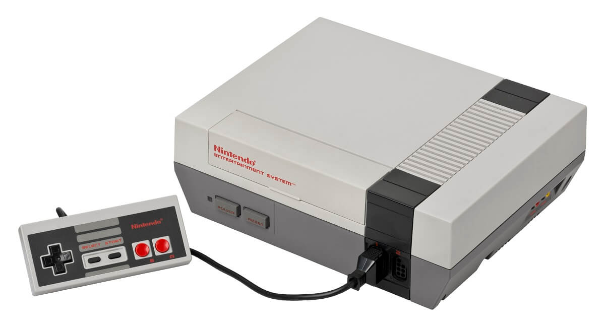 Nintendo NES - Entertainment pur aus den 80ern
