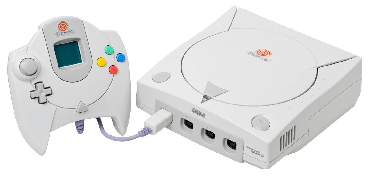 Sega Dreamcast - so sah 1999 die Zukunft aus (dachte man zumindest kurz)