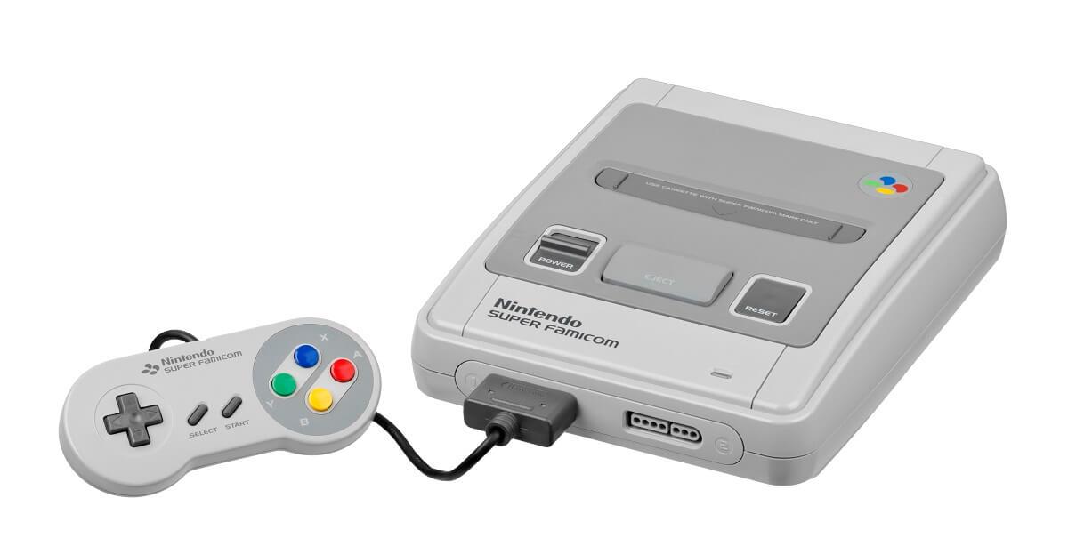 Super Nintendo - die beste Retro-Konsole von Nintendo